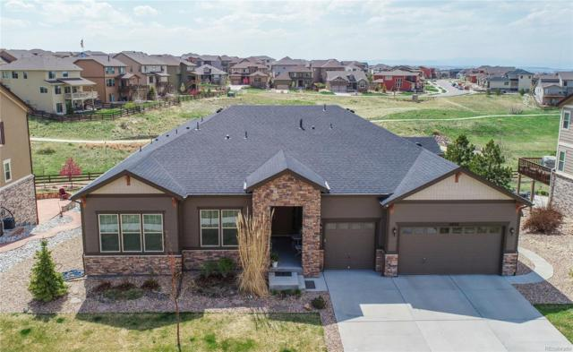 11932 S Meander Way, Parker, CO 80138 (#2781371) :: The DeGrood Team