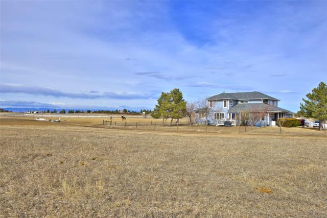 11871 N Delbert Road, Parker, CO 80138 (#2781425) :: Hometrackr Denver