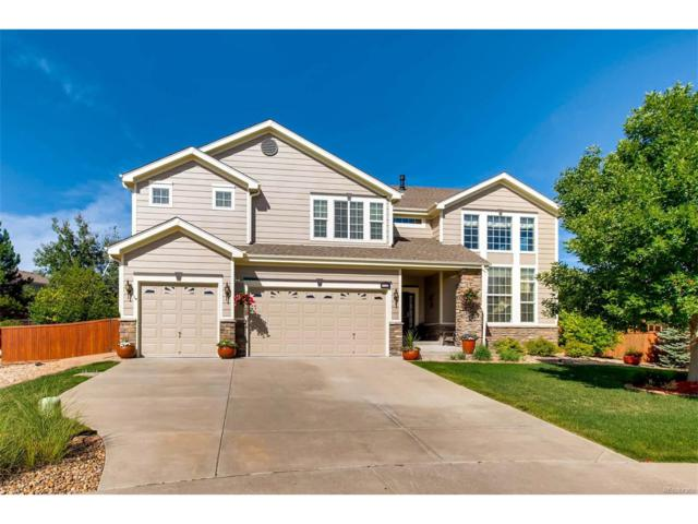 6965 Sapphire Pointe Boulevard, Castle Rock, CO 80108 (MLS #2781949) :: 8z Real Estate