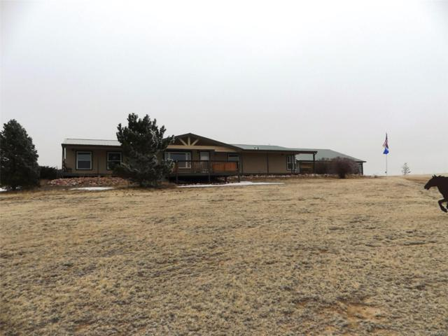 29645 Wilkerson View, Calhan, CO 80808 (#2782070) :: Wisdom Real Estate