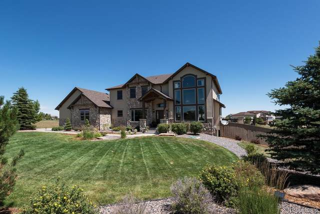 7275 Upton Court, Castle Rock, CO 80104 (MLS #2782108) :: 8z Real Estate