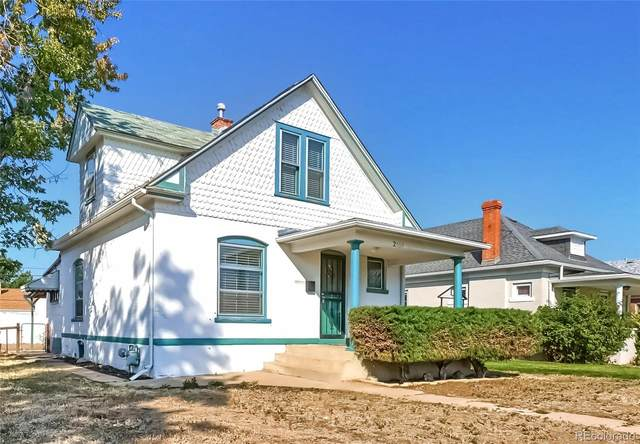 2469 S Acoma Street, Denver, CO 80223 (#2782288) :: Real Estate Professionals