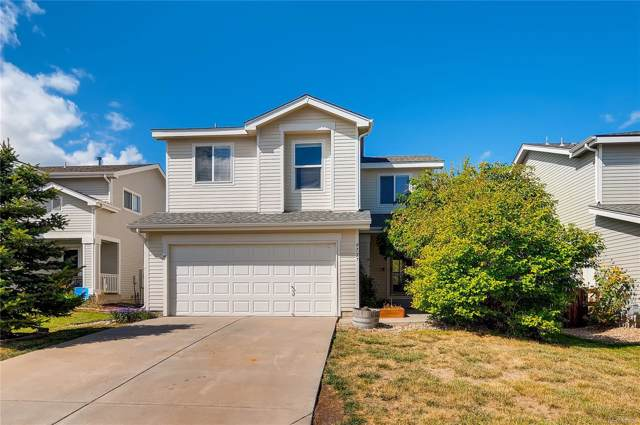 9727 Marmot Ridge Circle, Littleton, CO 80125 (#2782468) :: The HomeSmiths Team - Keller Williams