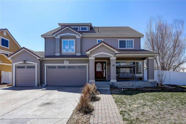 5295 Malta Street, Denver, CO 80249 (#2782667) :: The Griffith Home Team