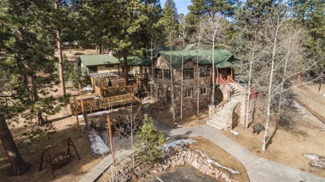 13438 Us Highway 285, Pine, CO 80470 (MLS #2783106) :: 8z Real Estate