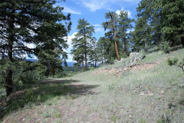 1845 County Road 72, Bailey, CO 80421 (#2783111) :: Wisdom Real Estate