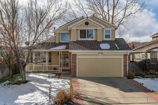 11256 W Arbor Drive, Littleton, CO 80127 (MLS #2783535) :: Kittle Real Estate