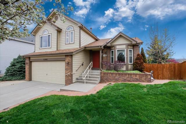 3305 W Arrowleaf Court, Castle Rock, CO 80109 (#2783698) :: Sultan Newman Group