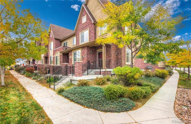 940 Bristle Pine Circle A, Highlands Ranch, CO 80129 (#2784181) :: HergGroup Denver