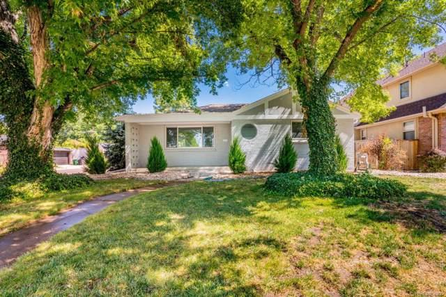 960 Locust Street, Denver, CO 80220 (MLS #2784578) :: 8z Real Estate