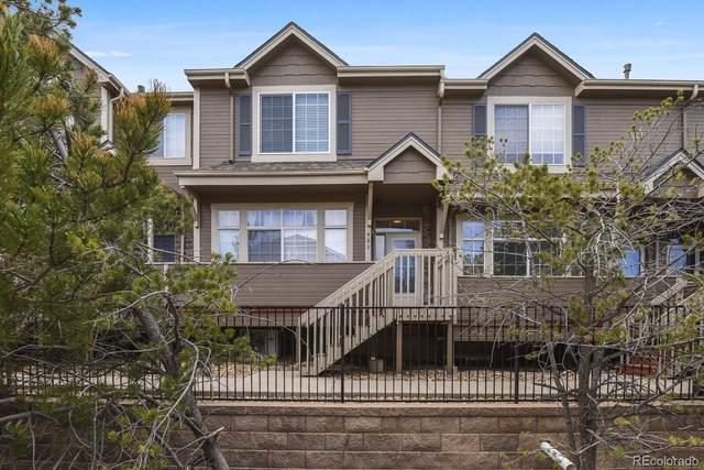 5555 E Briarwood Avenue #903, Centennial, CO 80122 (#2784747) :: The HomeSmiths Team - Keller Williams