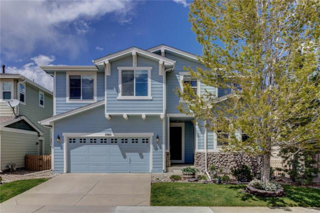 3360 Ashworth Avenue, Highlands Ranch, CO 80126 (#2785197) :: Colorado Home Finder Realty