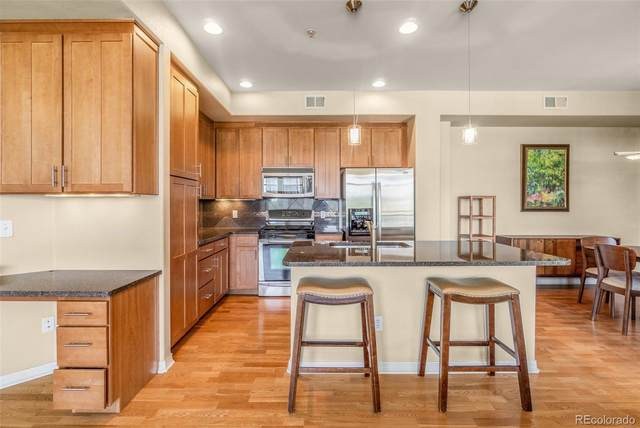 1100 N Grant Street #402, Denver, CO 80203 (#2785222) :: The Griffith Home Team