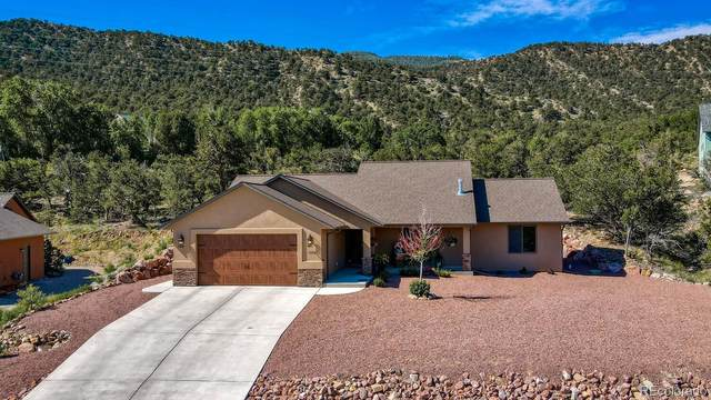 1111 Caliente Lane, Poncha Springs, CO 81242 (#2785423) :: The Colorado Foothills Team   Berkshire Hathaway Elevated Living Real Estate