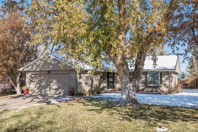 9047 E Floyd Place, Denver, CO 80231 (#2785657) :: The Griffith Home Team