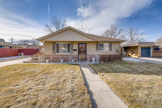 4045 Kendall Street, Wheat Ridge, CO 80033 (MLS #2785710) :: Keller Williams Realty