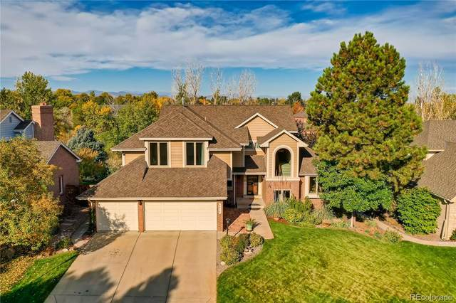 8015 S Clayton Circle, Centennial, CO 80122 (#2785743) :: Hudson Stonegate Team
