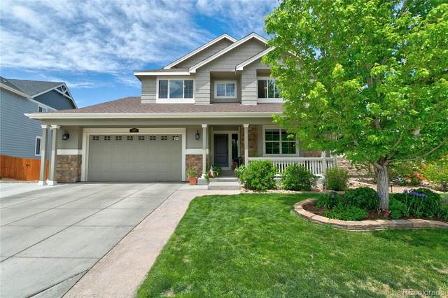 3018 Mashie Circle, Castle Rock, CO 80109 (#2785855) :: Briggs American Properties