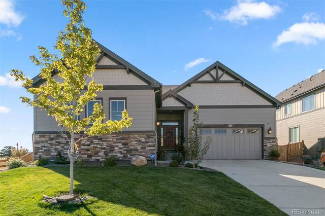 1839 Pinion Wing Circle, Castle Rock, CO 80108 (MLS #2786549) :: Bliss Realty Group
