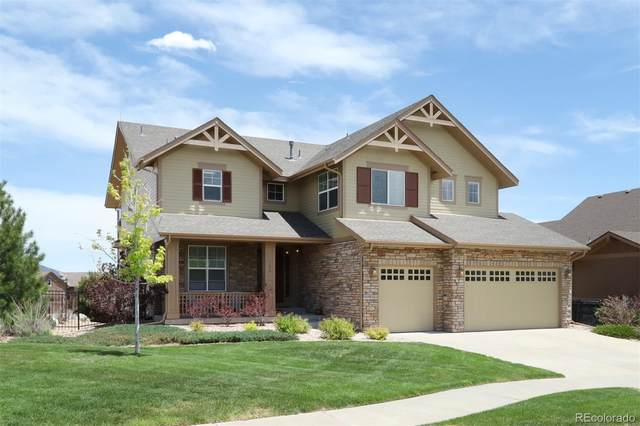 7650 S Blackstone Parkway, Aurora, CO 80016 (#2786713) :: The DeGrood Team