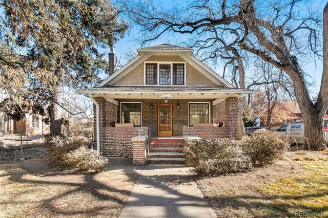 1728 Kearney Street, Denver, CO 80220 (#2786783) :: The DeGrood Team