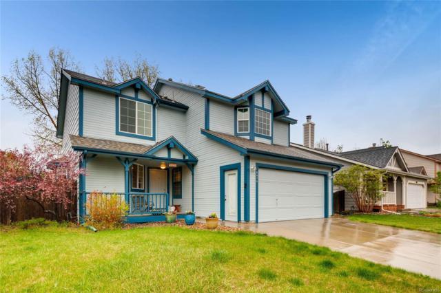 5474 S Ireland Street, Centennial, CO 80015 (#2786865) :: House Hunters Colorado