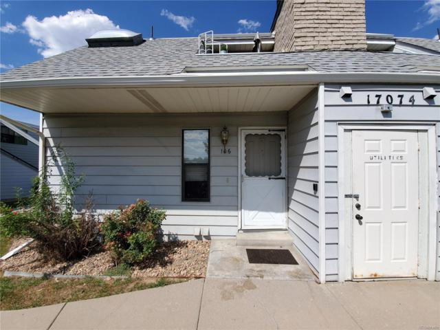 17074 E Tennessee Drive #106, Aurora, CO 80017 (MLS #2787072) :: Keller Williams Realty