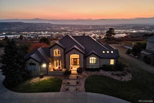 1064 Diamond Ridge Circle, Castle Rock, CO 80108 (MLS #2787661) :: 8z Real Estate