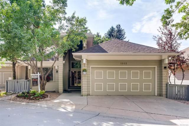 1913 Overview Drive, Castle Rock, CO 80104 (#2788407) :: The Galo Garrido Group