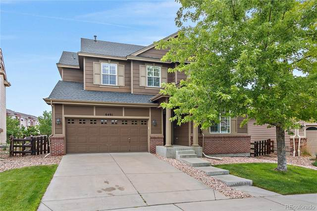 6491 S Potomac Court, Englewood, CO 80111 (#2788499) :: The Brokerage Group