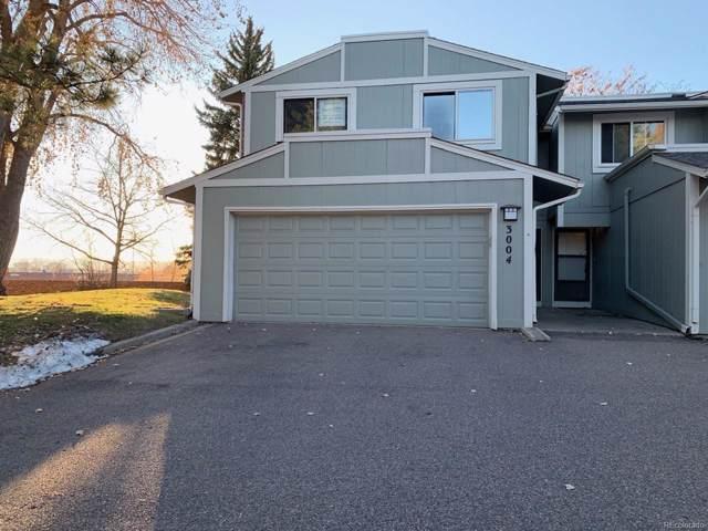 3004 S Macon Circle, Aurora, CO 80014 (#2788676) :: The Peak Properties Group