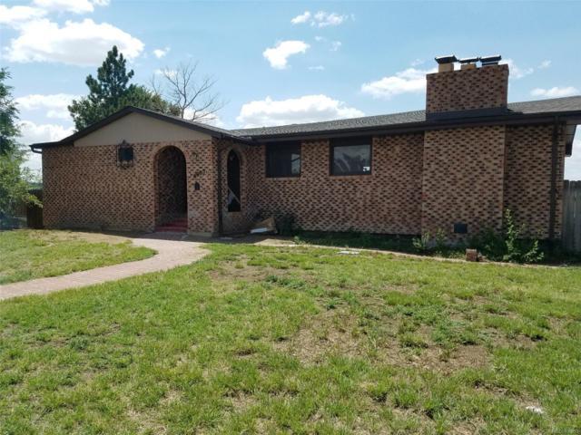 4005 Valley Drive, Pueblo, CO 81008 (MLS #2788753) :: 8z Real Estate
