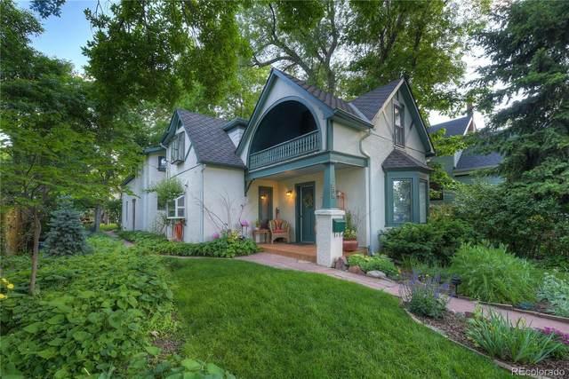 536 Maxwell Avenue, Boulder, CO 80304 (MLS #2789525) :: 8z Real Estate
