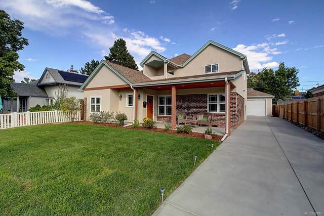 952 Hudson Street, Denver, CO 80220 (MLS #2790006) :: Kittle Real Estate