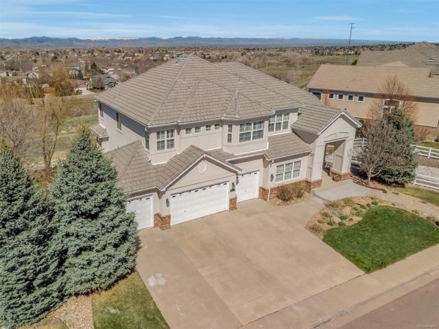 10591 Lieter Place, Lone Tree, CO 80124 (#2790770) :: Colorado Team Real Estate