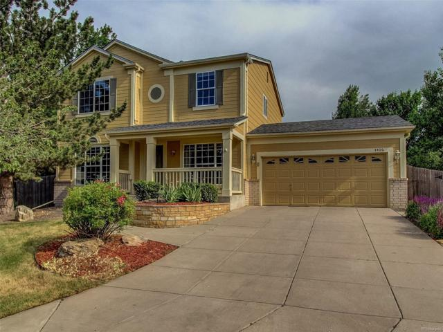 4406 S Joplin Way, Aurora, CO 80015 (MLS #2791018) :: Kittle Real Estate