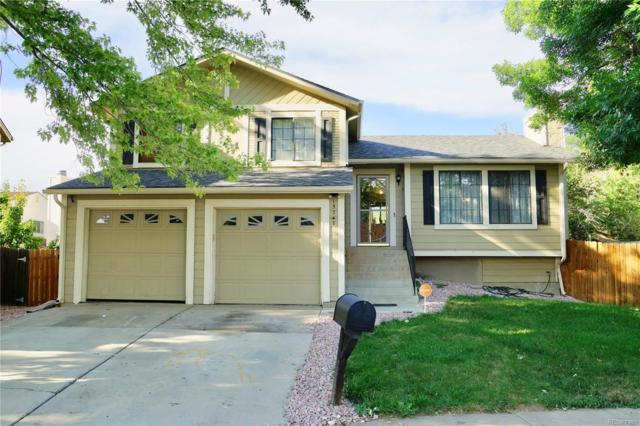 15747 E Center Place, Aurora, CO 80017 (#2791405) :: The Peak Properties Group