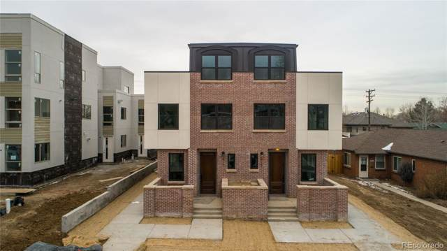 417 N Harrison Street, Denver, CO 80206 (#2791803) :: Wisdom Real Estate