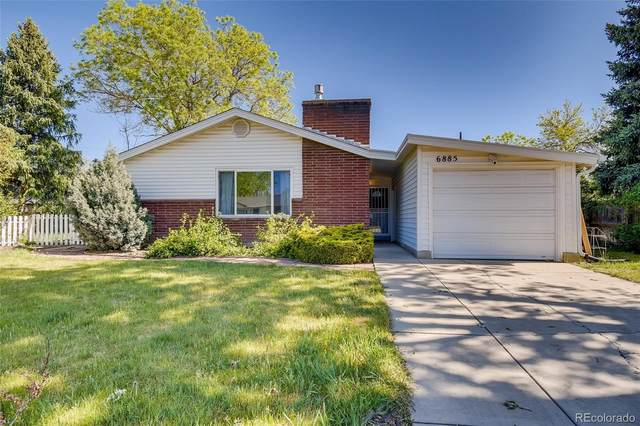 6885 W Airview Avenue, Lakewood, CO 80232 (#2792008) :: RazrGroup