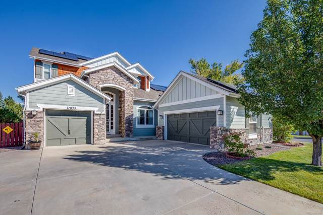 17075 W 62nd Circle, Arvada, CO 80403 (MLS #2792184) :: Bliss Realty Group