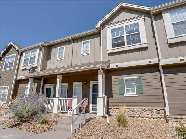 14700 E 104th Avenue #2504, Commerce City, CO 80022 (#2793047) :: Bring Home Denver with Keller Williams Downtown Realty LLC