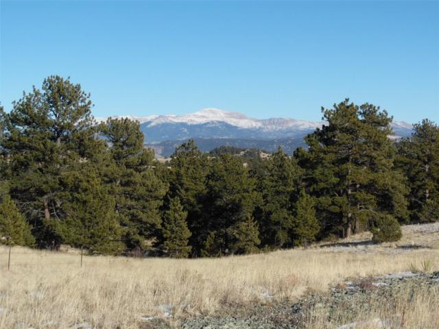 Tract 35 County Road 85, Guffey, CO 80820 (#2793083) :: The Healey Group