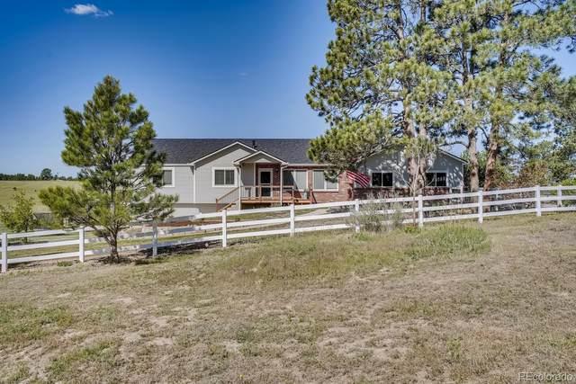 37501 Sable Ridge Road, Elizabeth, CO 80107 (#2793092) :: Briggs American Properties