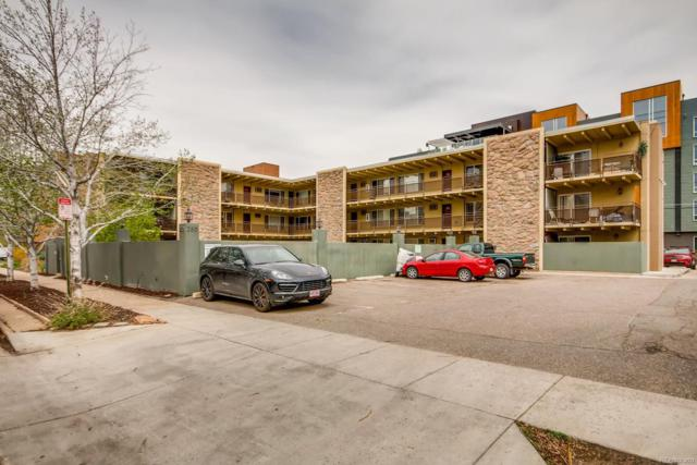 250 Pearl Street #304, Denver, CO 80203 (#2793116) :: Mile High Luxury Real Estate