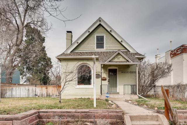 857 S Grant Street, Denver, CO 80209 (#2793119) :: Mile High Luxury Real Estate