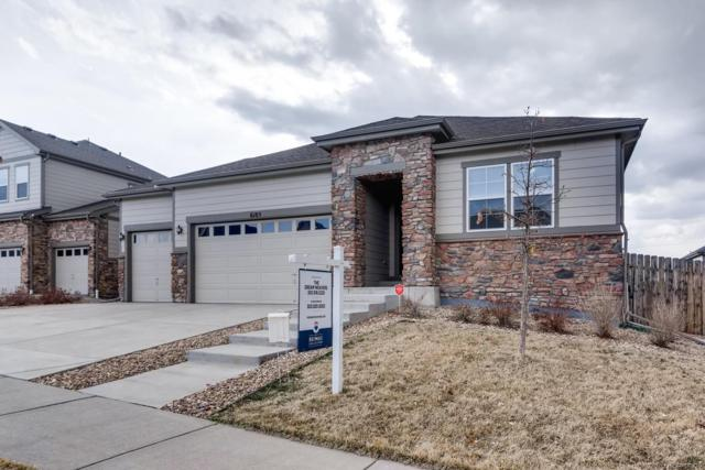 6185 S Ider Way, Aurora, CO 80016 (#2793852) :: The HomeSmiths Team - Keller Williams