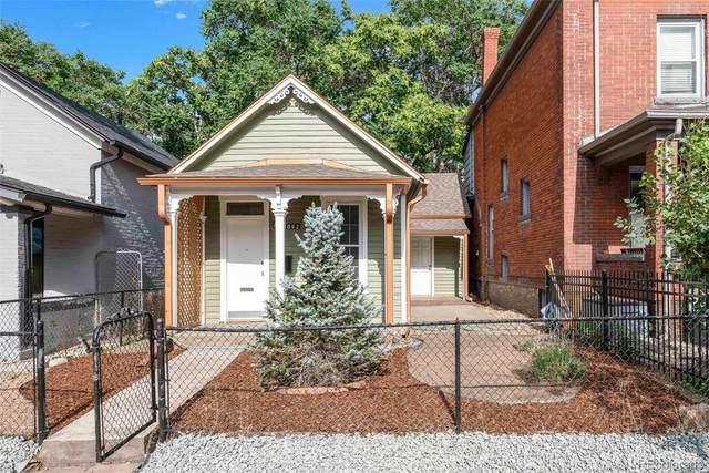 1062 Mariposa Street, Denver, CO 80204 (MLS #2794098) :: 8z Real Estate