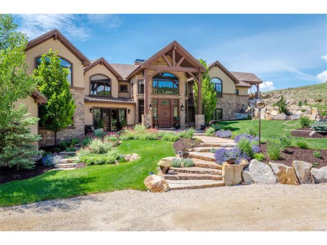 6610 Rabbit Mountain Road, Longmont, CO 80503 (MLS #2794111) :: 8z Real Estate
