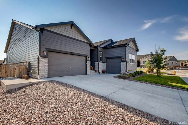 7138 Greenwater Circle, Castle Rock, CO 80138 (#2794531) :: The DeGrood Team