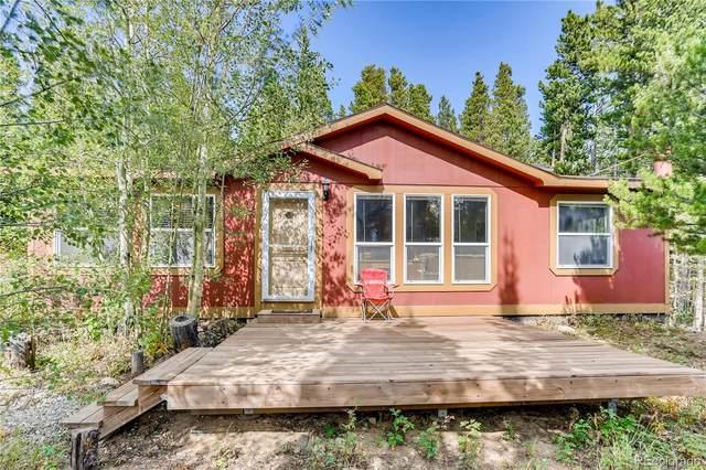 194 Deer Road, Idaho Springs, CO 80452 (MLS #2794822) :: 8z Real Estate